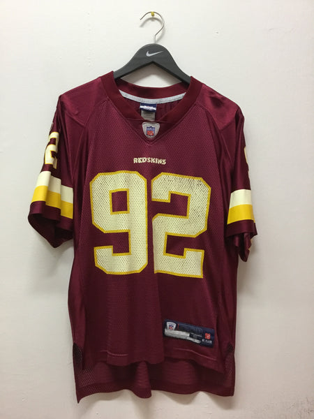 Washington Redskins Albert Haynesworth #92 Reebok Jersey