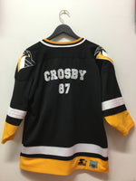Pittsburgh Penguins Sydney Crosby 87 Starter Jersey