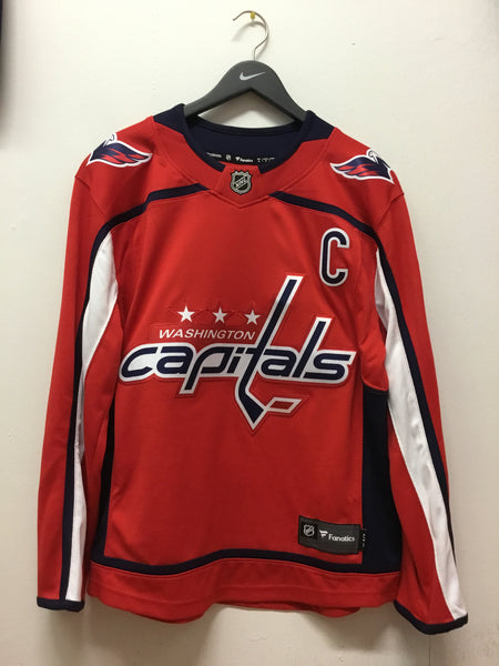 Ovechkin Washington Capitals Jersey NWT