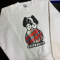 Vintage Dog Sweatshirt
