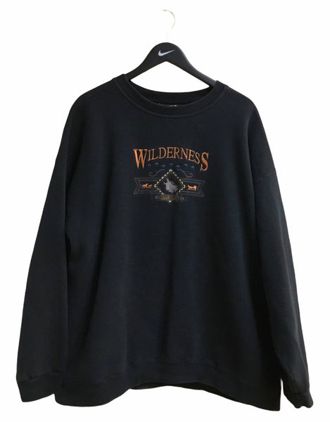 Vintage Wilderness Sweatshirt
