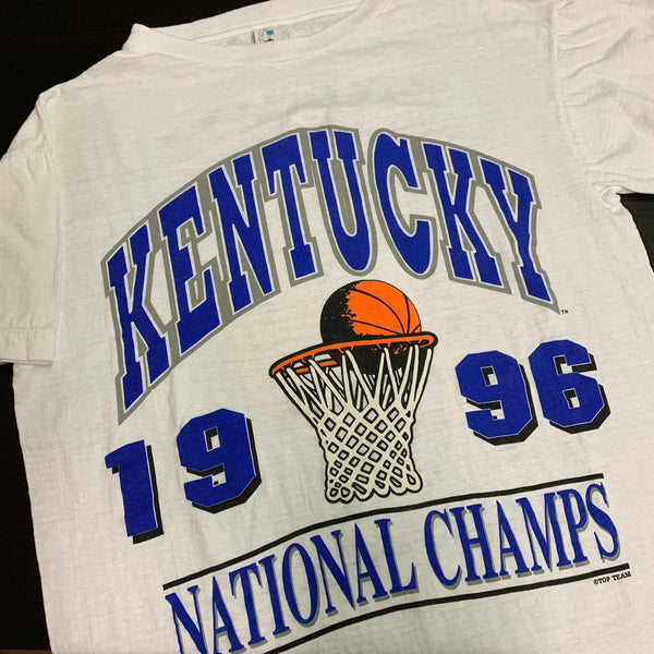 Vintage Kentucky National Champions Tee