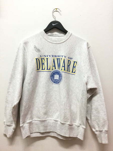 University of Delaware Champion Reverse Weave Sweatshirt