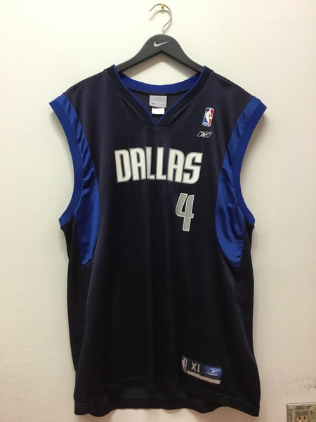 Dallas Mavericks Michael Finley #4 Reebok Jersey