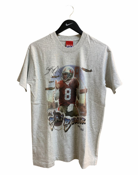 Vintage Steve Young 49ers Tee