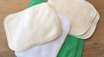 Washable wipes - a no-brainer!