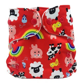 Wonderoos Nappies V3
