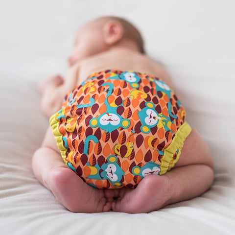 Newborn xsmall nappies