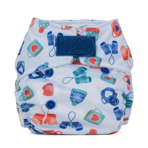 Baba & Boo Newborn Nappies