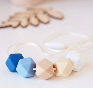 Teething Necklace by Blossom & Bear