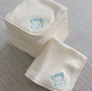 Charlie Banana Organic Cotton baby wipes x 10
