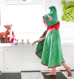 CuddleElf Bamboo Soft Hooded Towel by Cuddledry