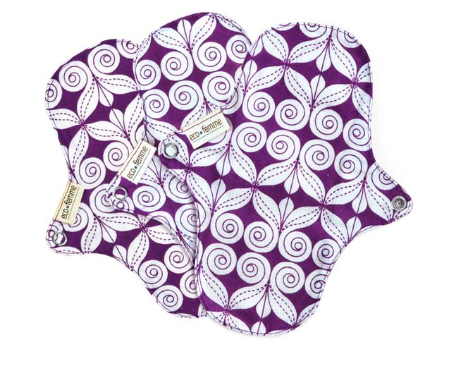 Eco Femme  washable sanitary towels