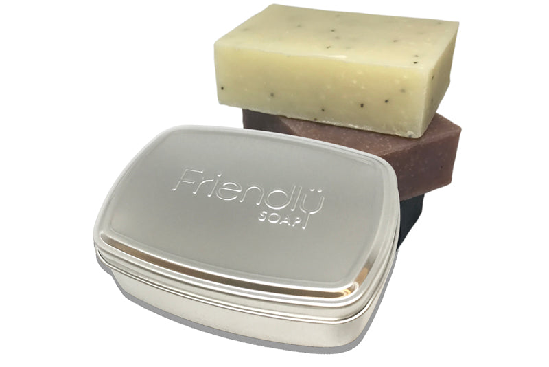 Friendly Soap Tin