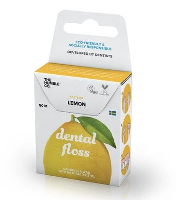 Humble Dental Floss - Lemon
