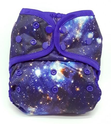 Little Lovebum 'Mighty' chunky toddler nappy