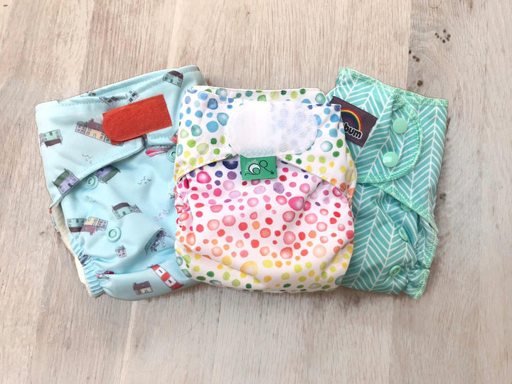 Trial - NEWBORN nappies