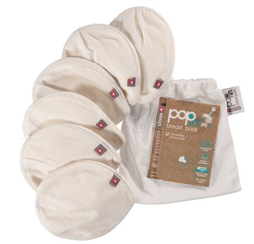 Pop-In Breast Pads