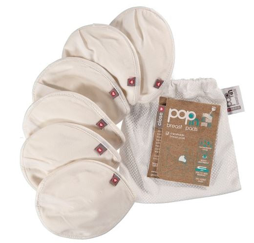 Pop-In Breast Pads (3 pairs)