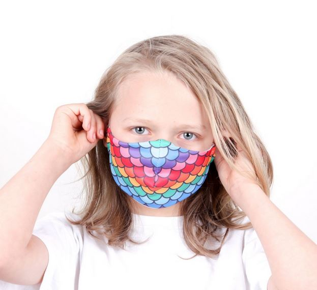 Reusable Masks by Tots Bots - adults and children