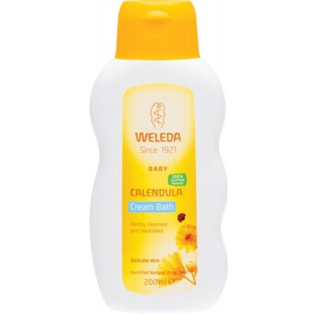 Weleda Cream Bath 200ml