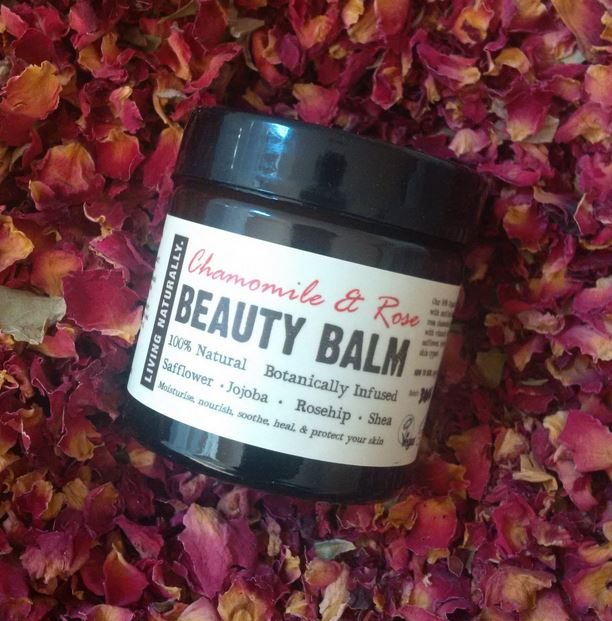 Chamomile & Rose Beauty Balm 60ml