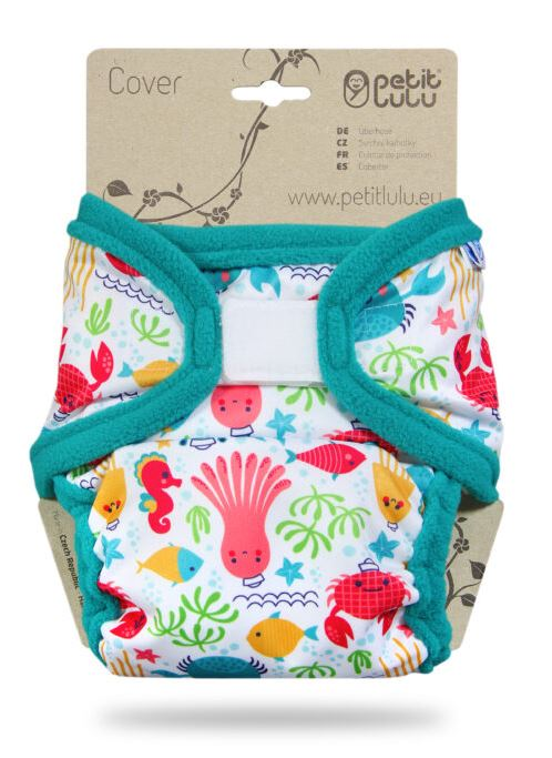 XL Nappy Cover by Petit Lulu