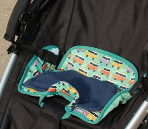 Pop-In car seat/pushchair protector