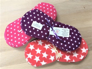 Microfleece nappy liners by EasyPeasy (hourglass shaped)