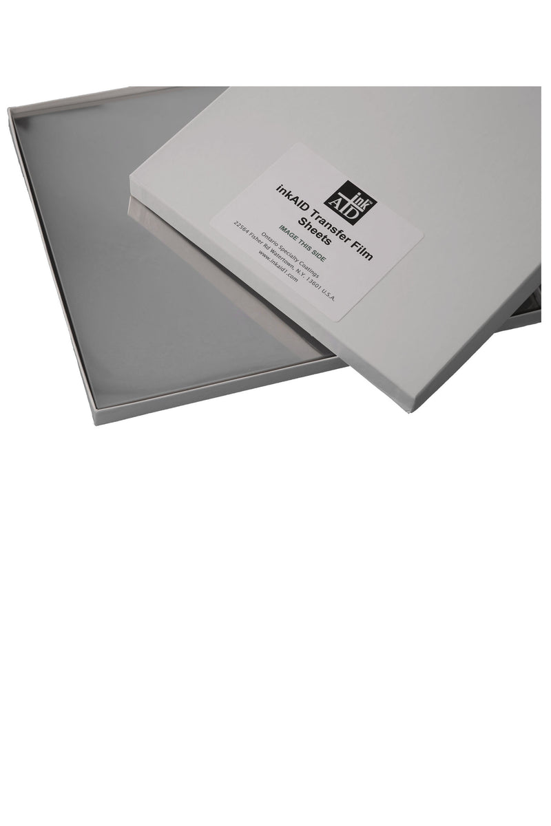 inkAID Transfer Film - Sheets