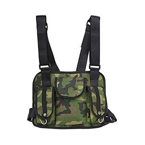 Camouflage Chest Rig