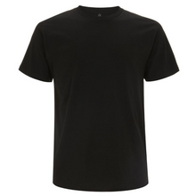 Load image into Gallery viewer, Organic Black Tee