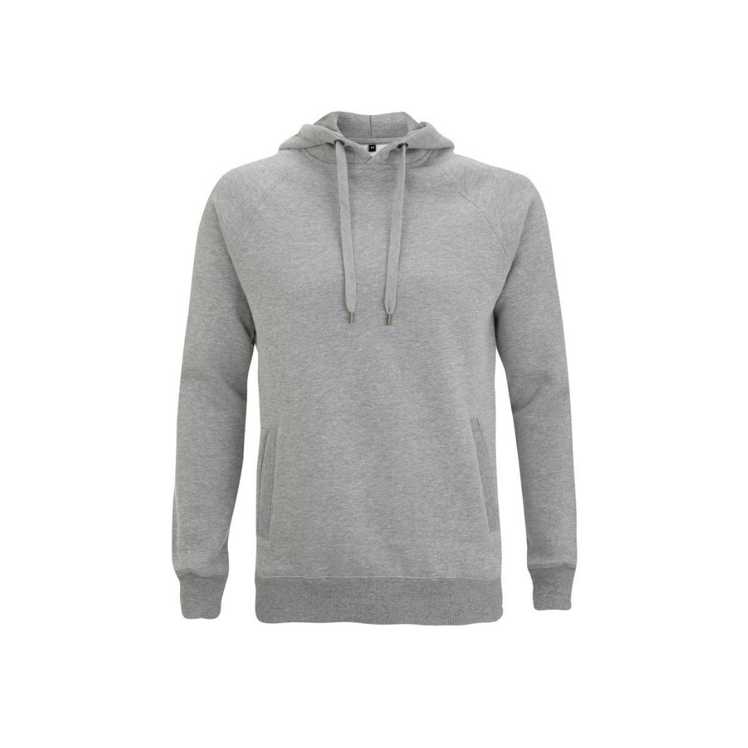 Premium Heather Grey Hoodie