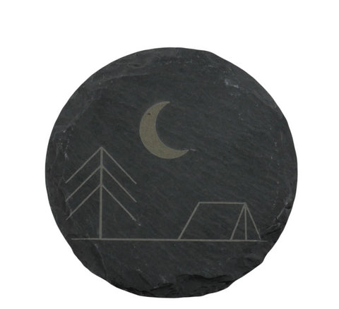 Camping Coaster Set (4 count)
