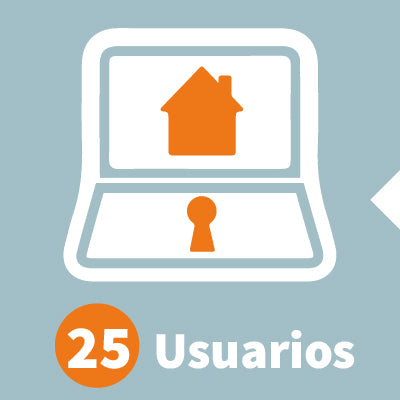 Mexis Secured Home Office 25 Usuarios