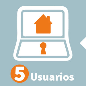 Mexis Secured Home Office 5 Usuarios