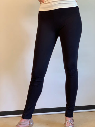 Organic Bamboo Leggings Gym Active