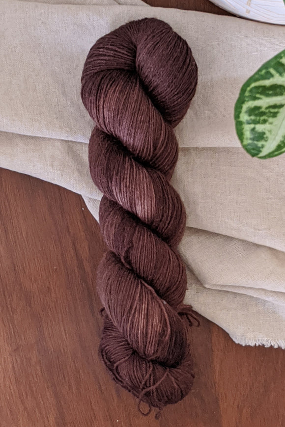 Bitter Chocolate  - BFL Fingering - Sale