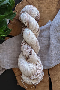 White Oak - Bullet BFL - Fingering