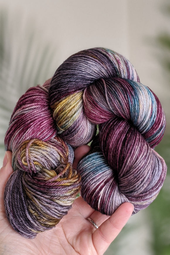 All Hallows Eve - Classic Merino - Fingering