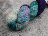 Peacock - Bullet BFL - Fingering - Sale