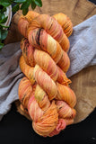Squash Blossom - Vibrant 80/20 - Fingering Weight