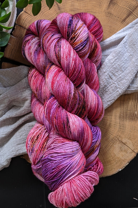 Autumn Dusk - Vibrant 80/20 - Fingering Weight
