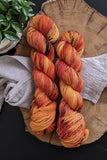 Jack-O-Lantern - Vibrant 80/20 - Fingering Weight