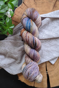 Pre-Order Spook - Vibrant 80/20 - Fingering Weight