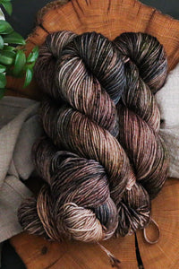 Whispering Woods - Round 100 Worsted