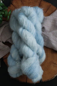 Into the Breeze - Suri Alpaca Lace - Lace Weight