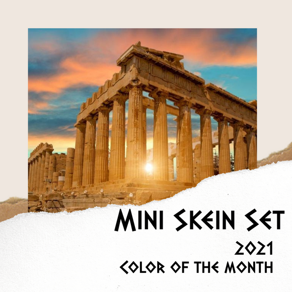 2021 Mythology - Mini Skein Set - 12