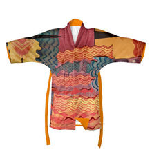 Load image into Gallery viewer, Kimono, robe, wrap, wall art $140
