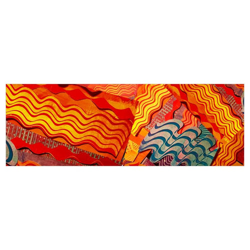 Cinnamon Orange Swirl  Banner